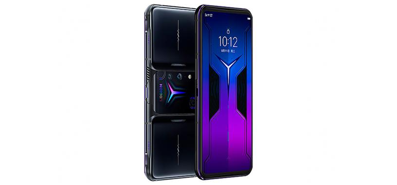 Lenovo anuncia el Legion Phone Duel 2
