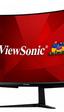 ViewSonic presenta el monitor curvo VX3218-PC-MHD, panel VA FHD de 165 Hz y 1 ms