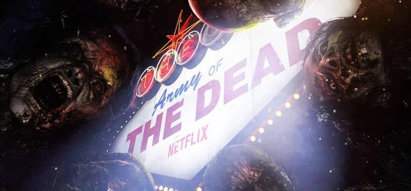 Zack Snyder dirige de nuevo lo que mejor se le da y muestra el tráiler de 'Ejército de los muertos'