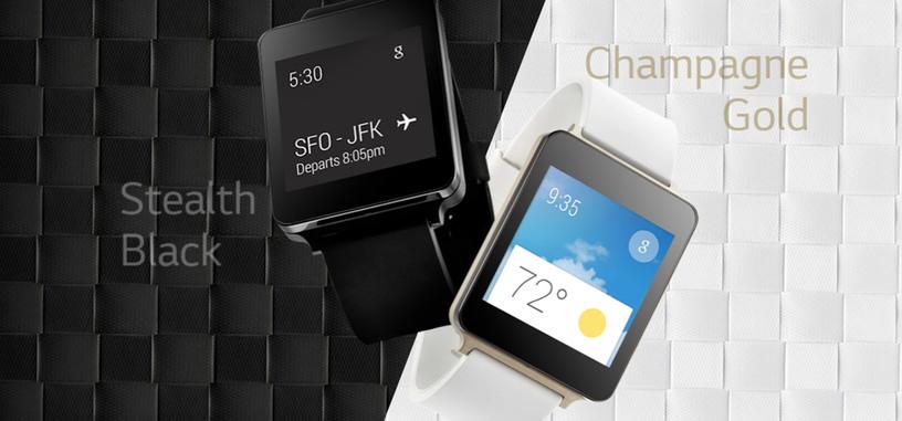 El reloj inteligente LG G Watch contaría con un procesador Snapdragon 400 y 512MB de RAM