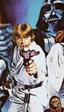 Cromos para revelar los nombres de los personajes de 'Star Wars: el despertar de la Fuerza'