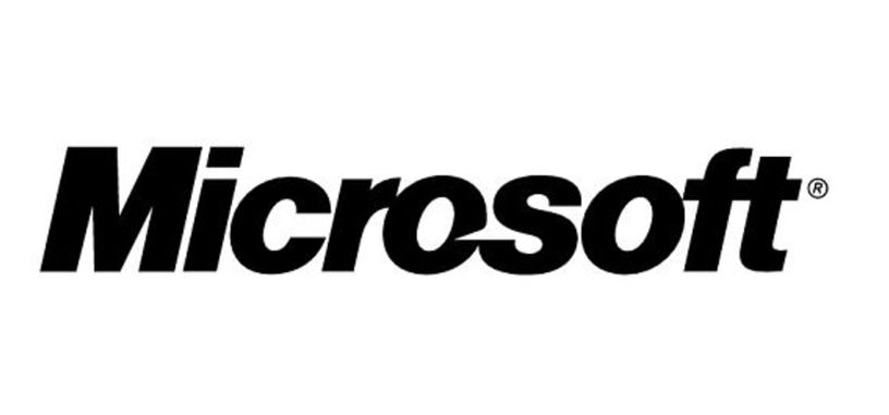 Nueva pegatina Microsoft Signature