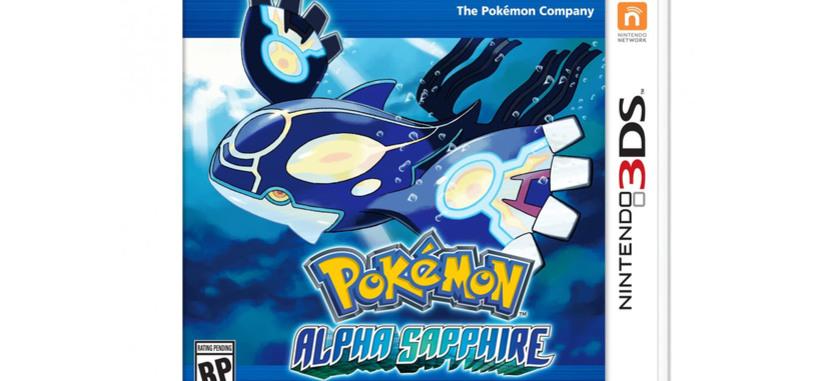En noviembre llegarán dos nuevos juegos de Pokémon: Omega Ruby y Alpha Sapphire