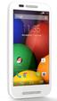 Motorola presenta el nuevo Moto E de 119 euros y el Moto G LTE por 195 euros