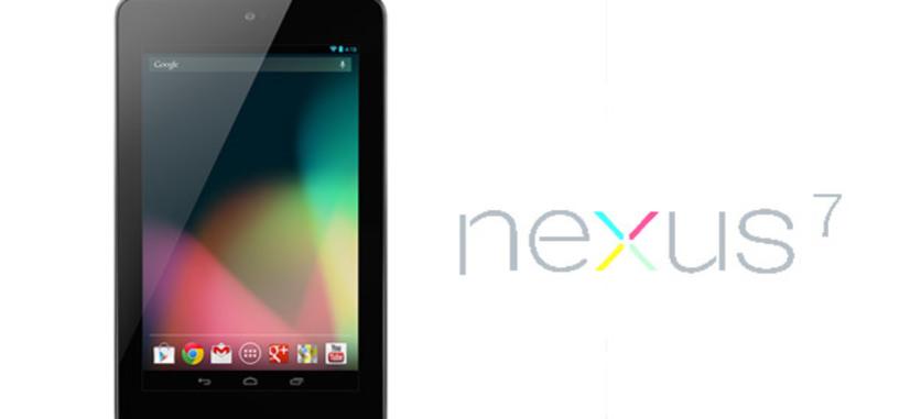 Google y Asus podrían presentar una Nexus 7 con pantalla Full HD en mayo