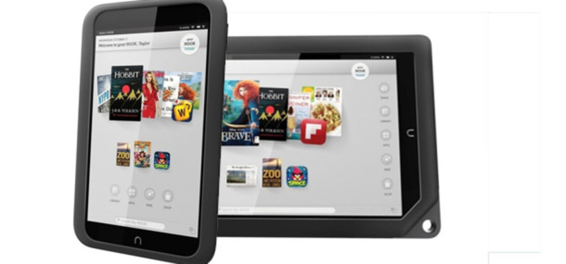 Nook HD: una tableta de 7 pulgadas a tener en cuenta
