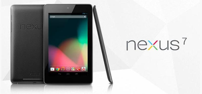 Google Play y Asus intentan compensar a los  que compraron  la Nexus 7 de 16 GB antes del 29 de octubre