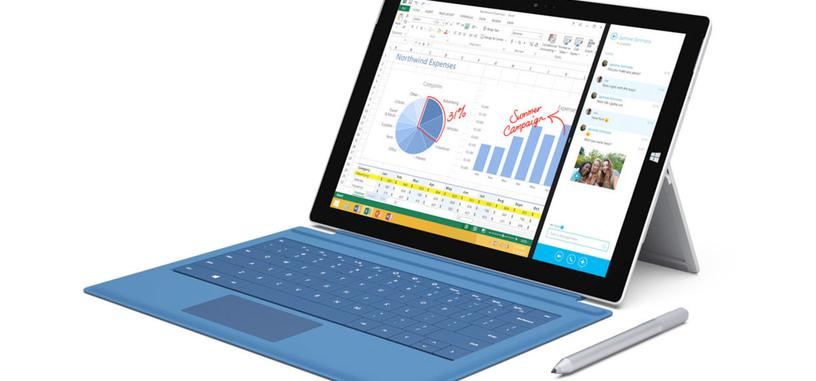 Microsoft promete mejorar el stock de la Surface Pro 3 para hacer frente a la fuerte demanda