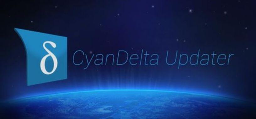 CyanDelta Updater: ten al día tu ROM Cyanogen