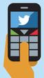 Twitter ofrece un nuevo sistema de cupones descuento a utilizar en tiendas físicas