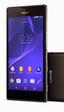 Sony Xperia T3: Snapdragon 400, pantalla HD de 5,3'' y 7 mm de grosor