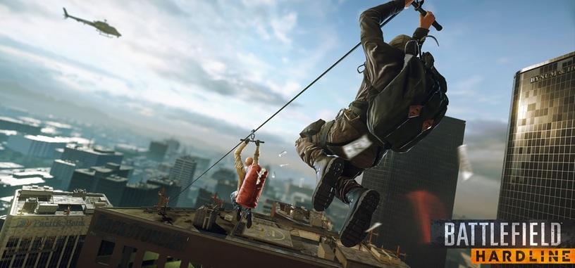 Primer contacto: beta de Battlefield Hardline
