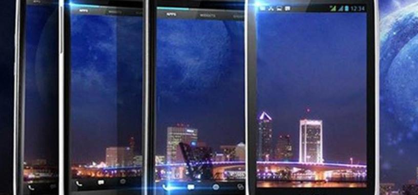 Sharp también se une a las pantallas 1080p con Aquos Phone SH930W, para Rusia
