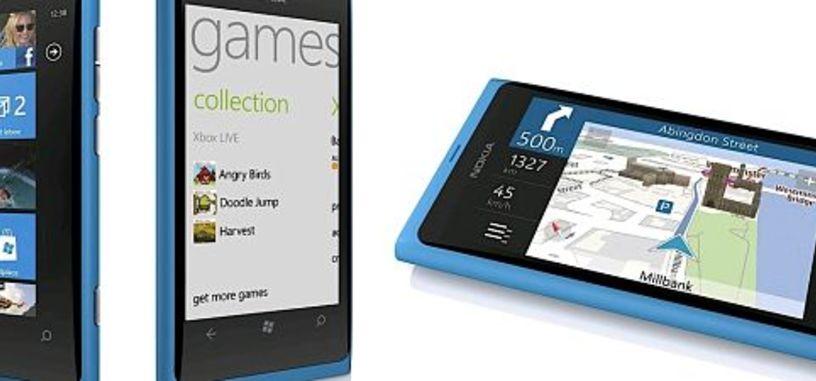 Presentación del Nokia Lumia en Londres