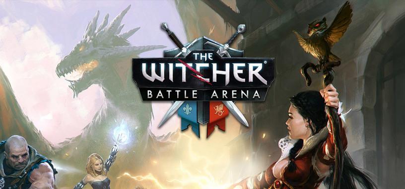 'The Witcher: Battle Arena' es un nuevo MOBA que llegará a iOS, Android y Windows Phone