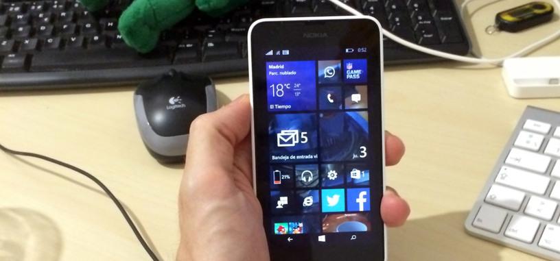 Análisis: Nokia Lumia 630