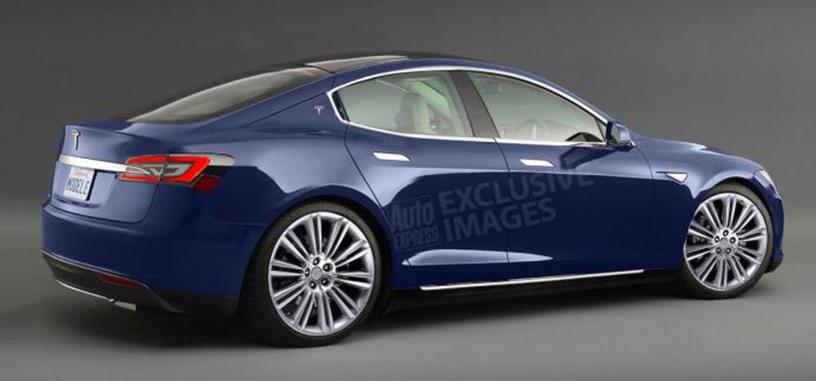 Tesla Model 3 es el nuevo coche eléctrico que estará disponible en 2017 a un precio más asequible