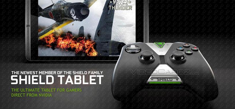 Se filtran todos los detalles de la NVIDIA Shield Tablet