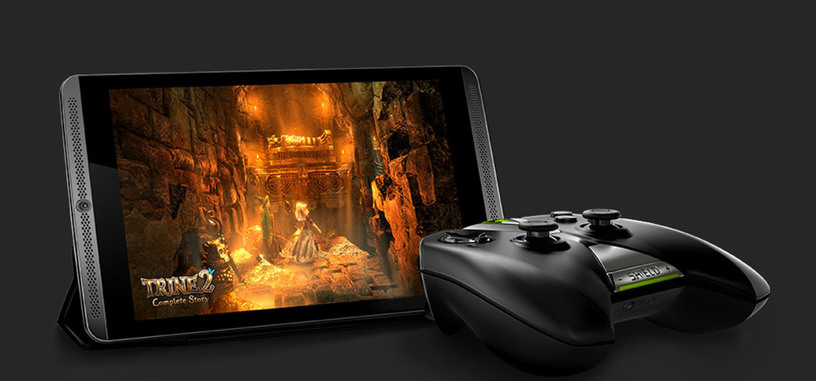 Nvidia actualizará este mes la SHIELD Tablet a Android 5.0 Lollipop