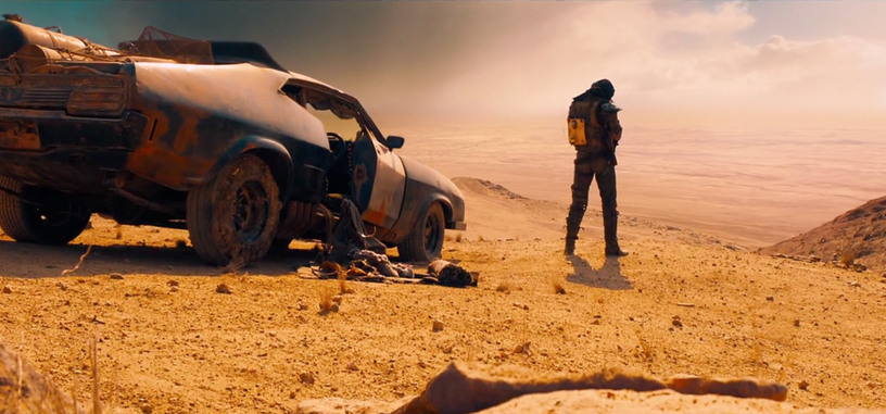 SDCC: primer tráiler de 'Mad Max: Fury Road'