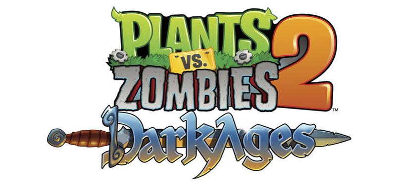 'Plants vs. Zombies 2' se actualiza con la segunda parte de Dark Ages en iOS y Android