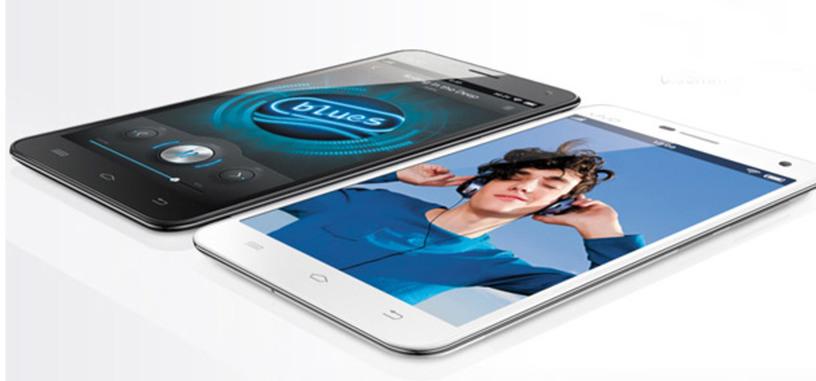 Vivo X1: el nuevo móvil más delgado del mundo