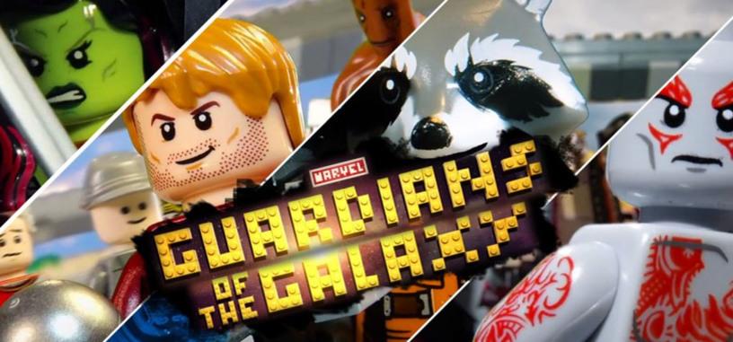 El tráiler de Guardianes de la Galaxia, versión LEGO