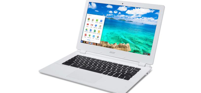Acer incluye un procesador Tegra K1 en su nuevo Chromebook 13