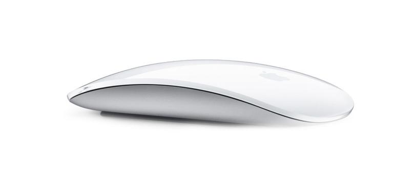 Una nueva patente de Apple busca mejorar el Magic Mouse con sensores de fuerza y feedback táctil