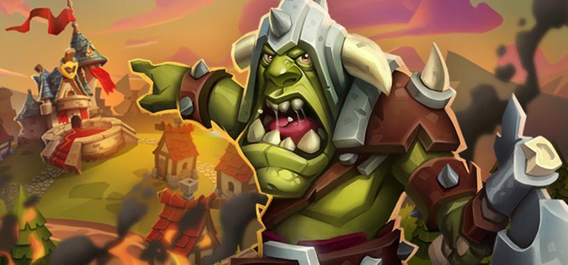 Shadow Kings, un nuevo MMO de fantasía llega a los navegadores, iOS y Android
