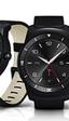 LG presenta su nuevo reloj G Watch R de esfera circular y Android Wear