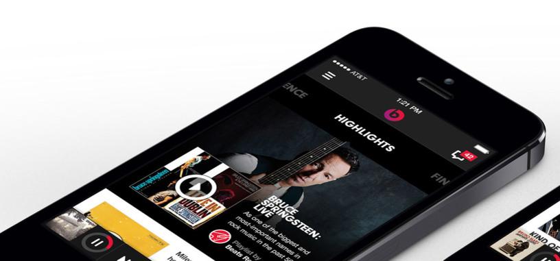Beats Music cierra definitivamente las puertas a final de mes