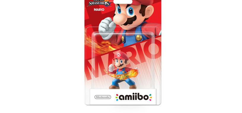 Nintendo presenta las 12 primeras figuras Amiibo