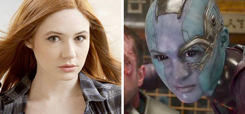 Karen Gillian Tuvo Que Hacer Un Gran Sacrificio Para Ser Nebula En