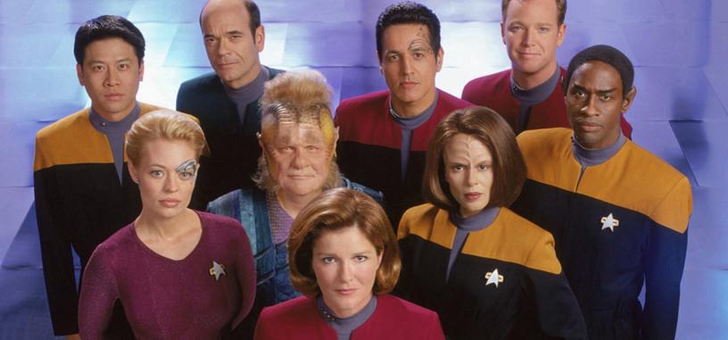 El reparto de Star Trek Voyager pondrá voz a sus personajes en Star Trek Online