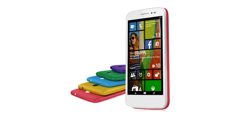 Alcatel POP 2 con procesador de 64 bits también contará con una versión con Windows Phone 8.1