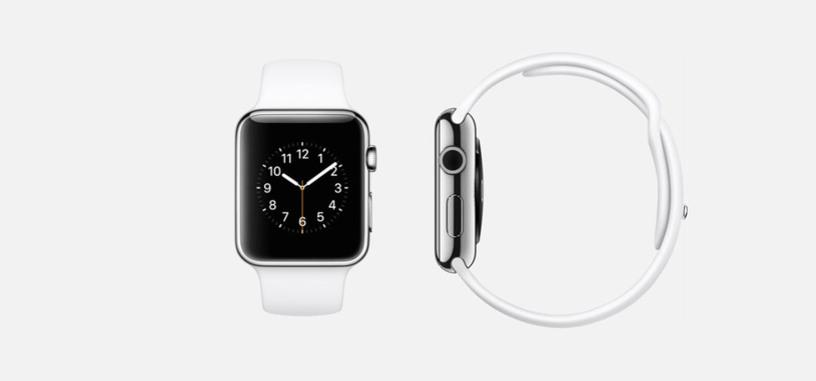 Apple Watch podrá pagar por NFC siempre que mantenga el contacto con la piel