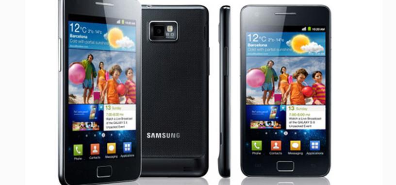 Samsung libera el código fuente de la actualización a Jelly Bean del Galaxy S II