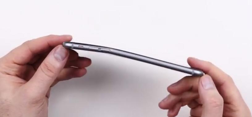 Apple sustituirá los iPhone 6 Plus que se hayan doblado por un uso normal