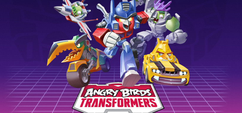 'Angry Birds: Transformers' ya disponible para Android