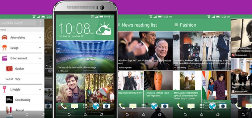 HTC presenta el Desire Eye con cámara frontal y trasera de 13 megapíxels