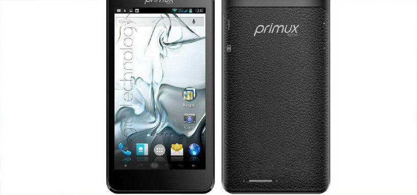 Primux Beta2, una nueva phablet con pantalla de 6 pulgadas para la gama baja