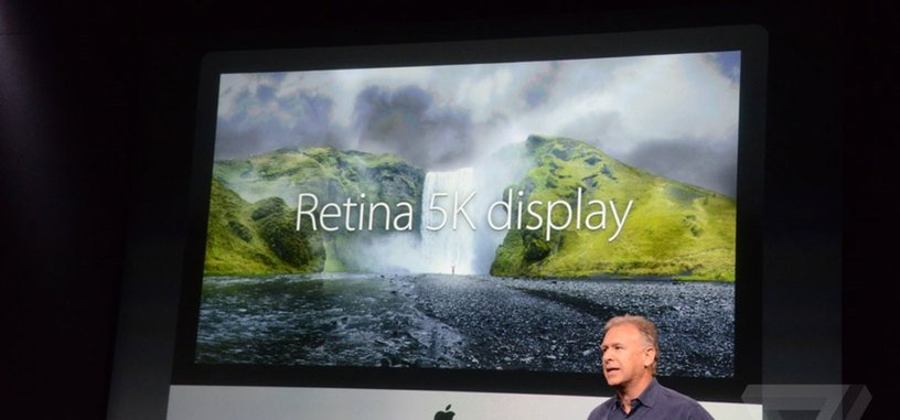 Apple presenta nuevos iPads, iMac con pantalla 5K y Mac mini; OS X Yosemite disponible hoy, iOS 8.1 el lunes
