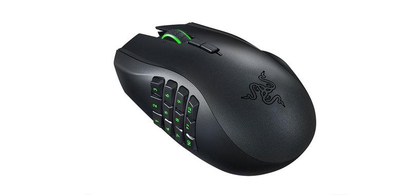 Razer presenta nuevo ratón: Naga Epic Chroma con 19 botones y LEDs con color personalizable