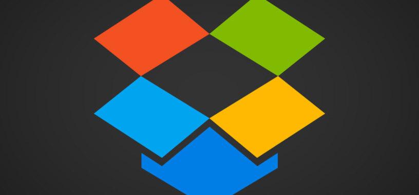 Microsoft llega a un acuerdo con Dropbox para mejorar la integración con Office 365