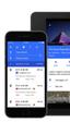 Google Maps para Android e iOS actualizado con el aspecto de Material Design