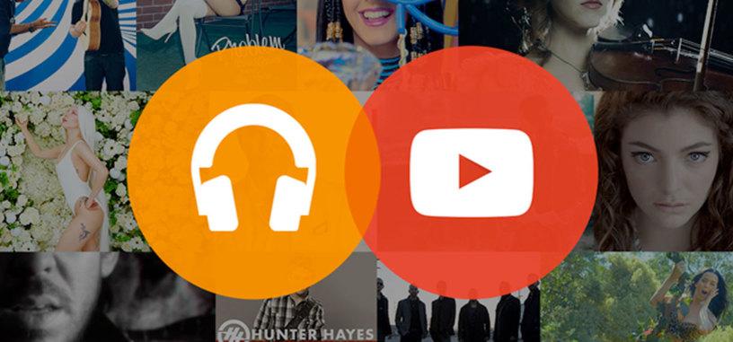 Music Key es el servicio de suscripción mensual a YouTube, sin anuncios y con reproducción offline