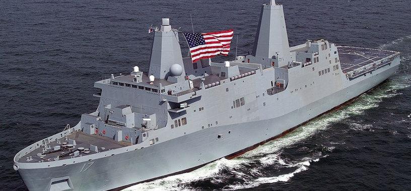 La marina estadounidense realiza pruebas con un arma láser en el Golfo Pérsico
