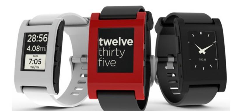 Relojes inteligentes, o cómo manejar tu smartphone desde el reloj