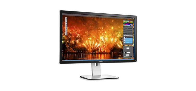 Dell lanza un nuevo monitor de 27 pulgadas y resolución 4K por 700 dólares